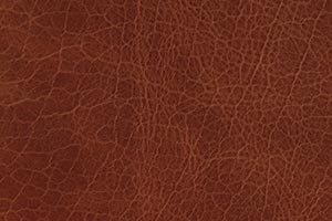 Luxe Carmel Buffalo Leather Swatch