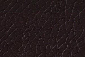 Mountain Black Buffalo Leather Swatch