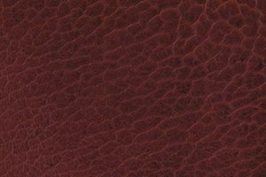 Mountain Cognac Buffalo Leather Swatch
