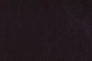 Ranch Black Buffalo Leather Swatch