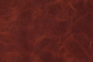 Ranch Tobacco Buffalo Leather Swatch