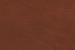 Cognac Buffalo Leather Swatch
